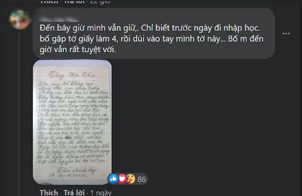 Dòng tin nhắn của bố gửi con trai trước kì thi đại học, ai đọc xong cũng chỉ muốn sà vào lòng cha mẹ - Ảnh 2.