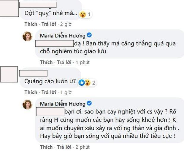 Bị chỉ trích vì lợi dụng sự qua đời của Hoa hậu Thu Thuỷ để quảng cáo, Diễm Hương bức xúc đáp trả 1 chọi 1 cực gay gắt - Ảnh 5.