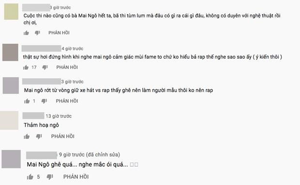 Phần thi Mai Ngô casting Rap Việt cuối cùng cũng lên sóng: Rap thế nào mà bị gắn mác thảm hoạ? - Ảnh 4.