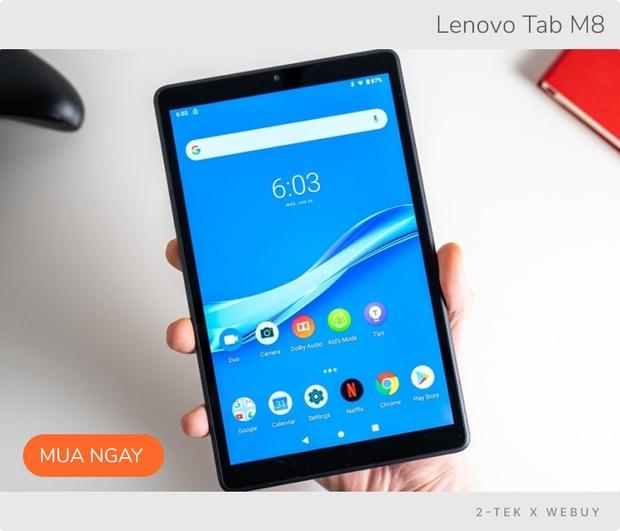 5 mẫu tablet đáng mua cho học sinh trong hè này, giá từ 3 triệu mà ngon nghẻ bất ngờ - Ảnh 5.