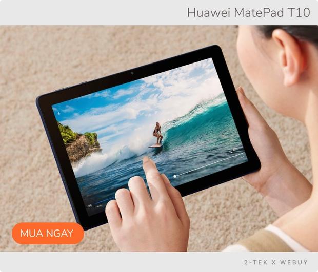 5 mẫu tablet đáng mua cho học sinh trong hè này, giá từ 3 triệu mà ngon nghẻ bất ngờ - Ảnh 1.