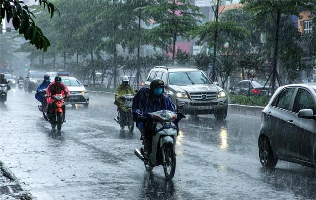 Cảnh báo: Miền Bắc đón mưa to đến rất to từ chiều tối nay - Ảnh 1.