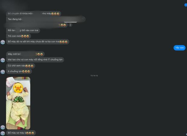 """Cậu IT team bà Hằng đấu tố Phi Nhung: Khẳng định nắm chứng cứ về """"dĩ vãng"""" của nữ ca sĩ, bức xúc vì gia đình bị netizen """"khủng bố"""" - Ảnh 6."""