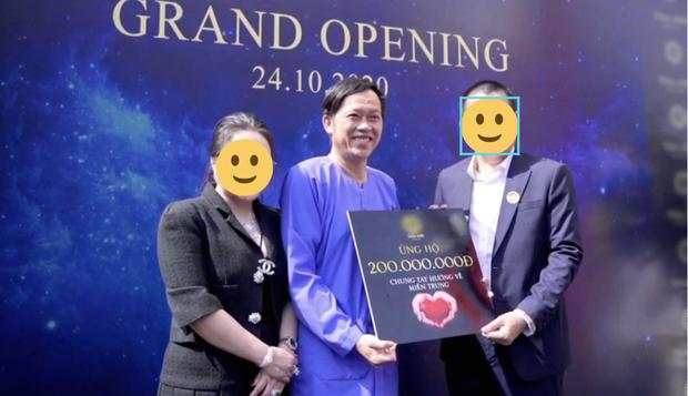 Xôn xao clip nghệ sĩ Hoài Linh nhảy vinahey cực sung cùng NS Minh Nhí sau khi cách ly xạ trị không lâu? - Ảnh 3.
