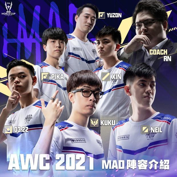 MAD Team bất ngờ chia tay công thần đường giữa ngay trước thềm AWC 2021, Team Flash sẽ hưởng lợi? - Ảnh 5.