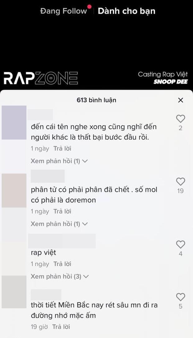Xuất hiện thí sinh có ngoại hình giống Snoop Dogg, chọn rap bài của Drake nhưng giọng lại nghe như Đen Vâu đi casting Rap Việt mùa 2 - Ảnh 7.