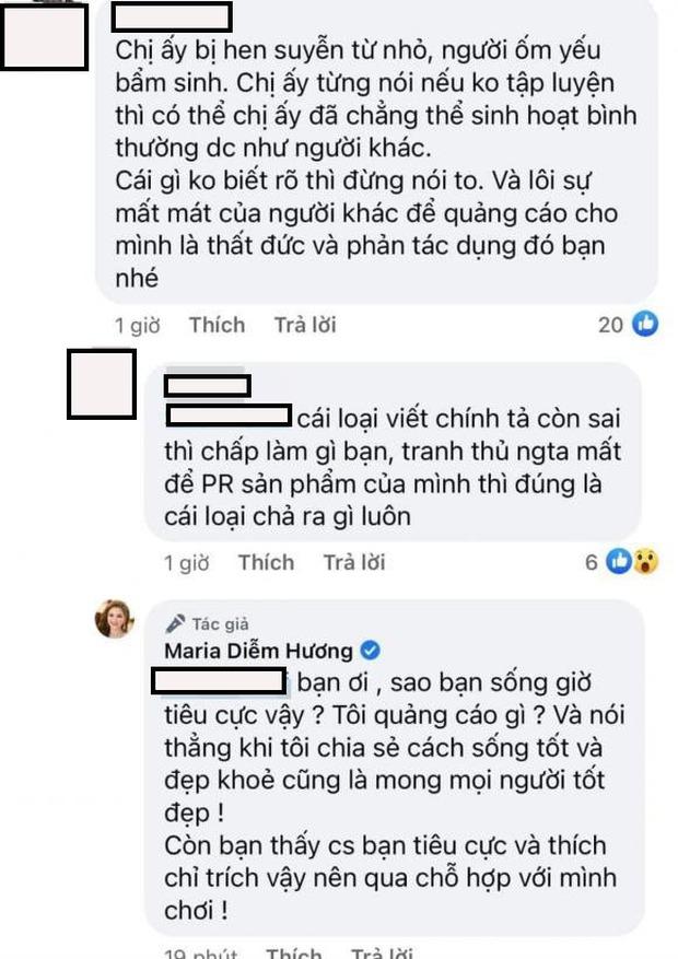 Bị chỉ trích vì lợi dụng sự qua đời của Hoa hậu Thu Thuỷ để quảng cáo, Diễm Hương bức xúc đáp trả 1 chọi 1 cực gay gắt - Ảnh 4.
