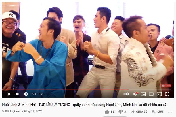 Xôn xao clip nghệ sĩ Hoài Linh nhảy vinahey cực sung cùng NS Minh Nhí sau khi cách ly xạ trị không lâu? - Ảnh 8.