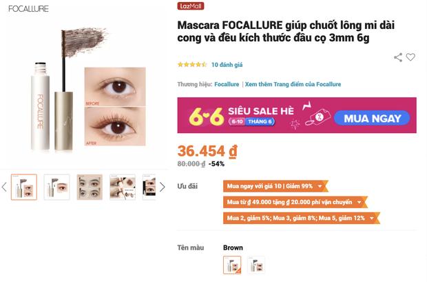 Chị em mau săn đồ makeup hàng chuẩn sale cực rẻ: Cushion 140k, bảng mắt chỉ hơn 100k, không món nào quá 300k - Ảnh 7.