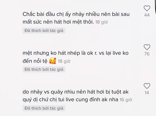 Từng chê Hương Giang live kém nhưng netizen bỗng quay xe bênh vực: Thà live yếu còn hơn hát nhép? - Ảnh 6.