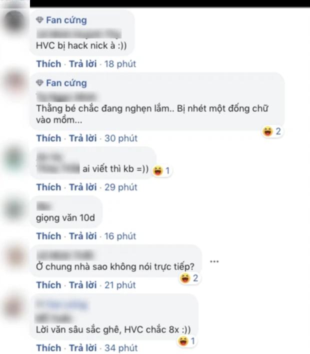 Netizen nghi ngờ Hồ Văn Cường bị hack nick, thừa nhận không giỏi giao tiếp nhưng tâm thư gửi mẹ Phi Nhung lại quá mượt mà? - Ảnh 4.