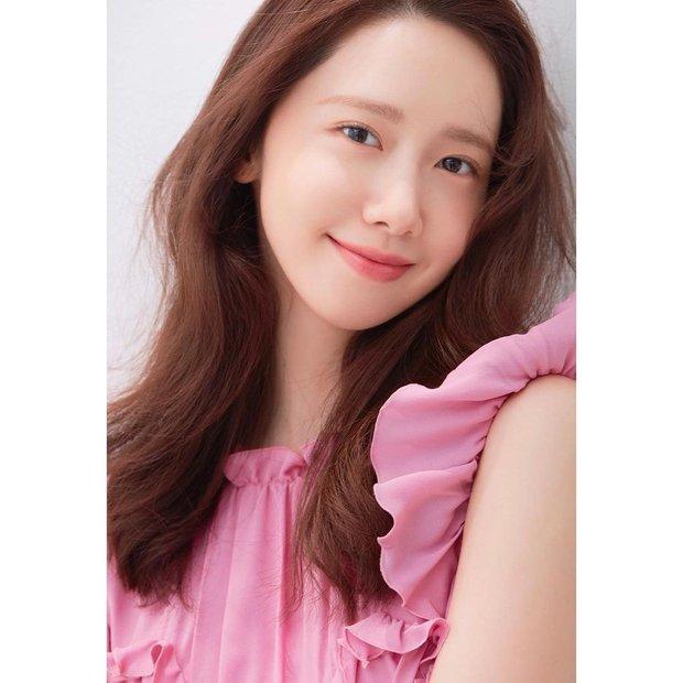 Yoona (SNSD) lại gây thương nhớ khi khoe mặt mộc không tì vết trên sóng truyền hình - Ảnh 5.