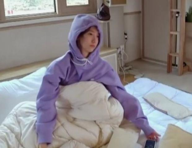 Yoona (SNSD) lại gây thương nhớ khi khoe mặt mộc không tì vết trên sóng truyền hình - Ảnh 4.