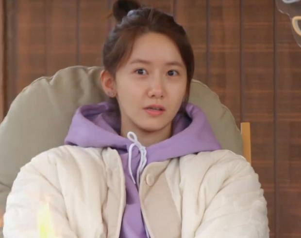 Yoona (SNSD) lại gây thương nhớ khi khoe mặt mộc không tì vết trên sóng truyền hình - Ảnh 2.