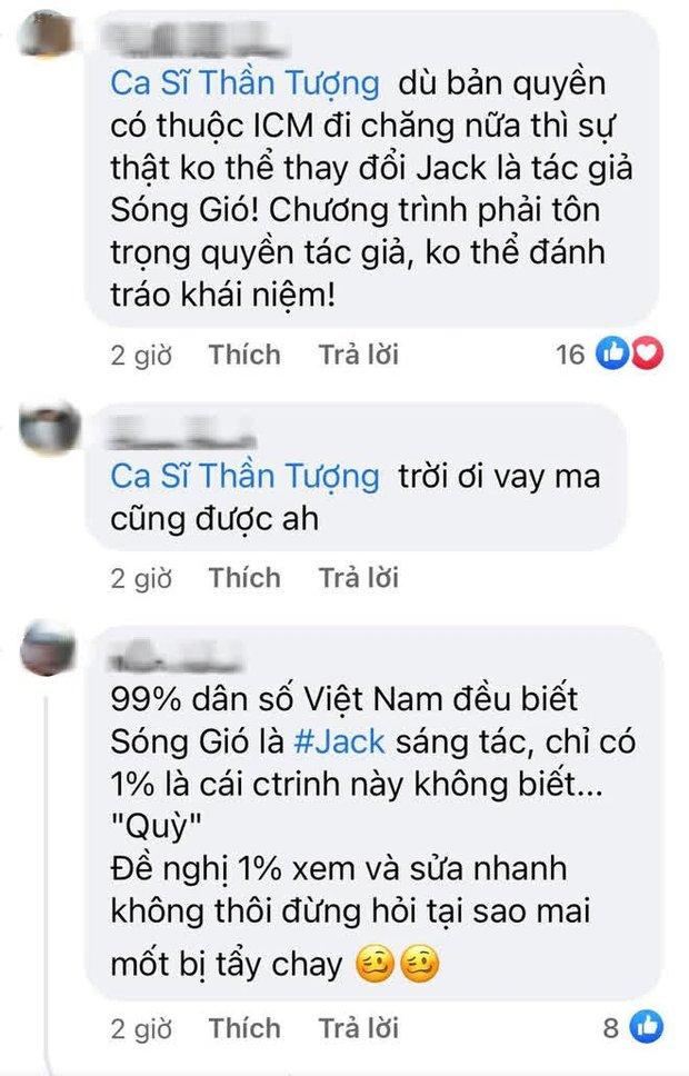 Nửa đêm, hashtag #SongGioLaCuaJack bất ngờ leo top 1 trending Twitter Việt, chuyện gì đang xảy ra? - Ảnh 5.