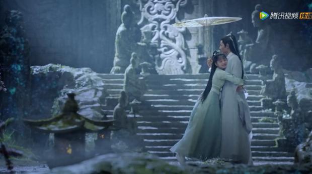 Tiêu Chiến đẹp thoát tục trong y phục trắng ở trailer Ngọc Cốt Dao, dậy thì thành công từ Ngụy Vô Tiện năm nào - Ảnh 8.