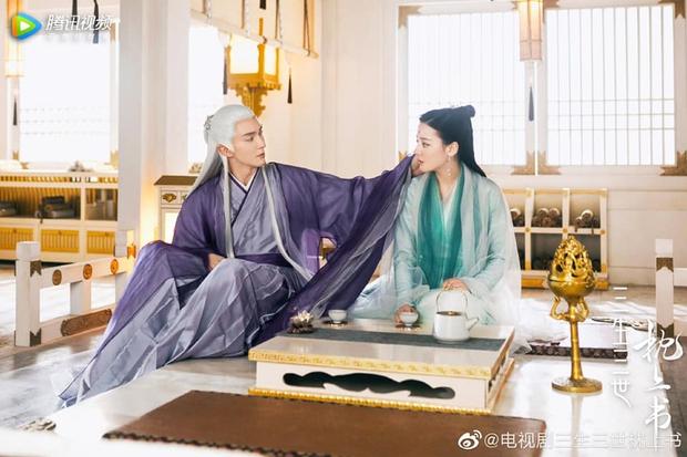 Top 10 phim Trung có view cao nhất mọi thời đại trên Tencent: Trần Tình Lệnh quá xa hạng 1, lỗi là của... Ô Lạt Na Lạp Như Ý? - Ảnh 2.