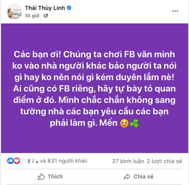 1 nữ ca sĩ Vbiz ủng hộ thu hồi danh hiệu NSƯT của Hoài Linh, ai ngờ sau đó phải đăng đàn bức xúc vì bị tấn công? - Ảnh 3.