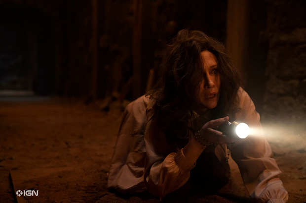 The Conjuring 3: Chương đen tối nhất của vũ trụ kinh dị có giỏi trừ tà thì cũng không tự cứu nổi mình - Ảnh 3.