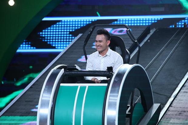 Con trai NS Hoài Linh từng được Trường Giang ưu ái ra mặt khi chơi Nhanh Như Chớp - Ảnh 1.