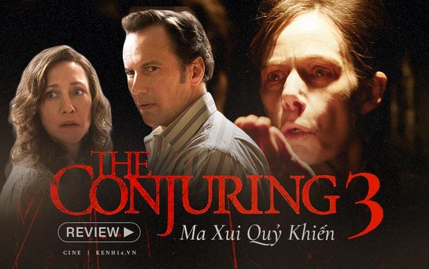 The Conjuring 3: Chương đen tối nhất của vũ trụ kinh dị có giỏi trừ tà thì cũng không tự cứu nổi mình - Ảnh 1.