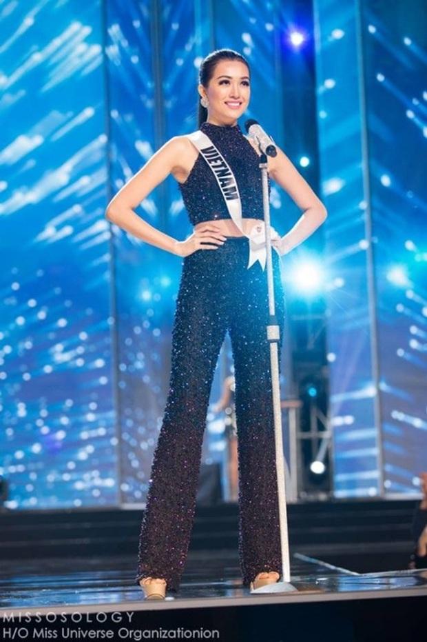 Màn phỏng vấn đi vào lòng đất của thí sinh Việt Nam tại Miss Universe: Hỏi Tiếng Anh trả lời trớt quớt bằng Tiếng Việt - Ảnh 3.