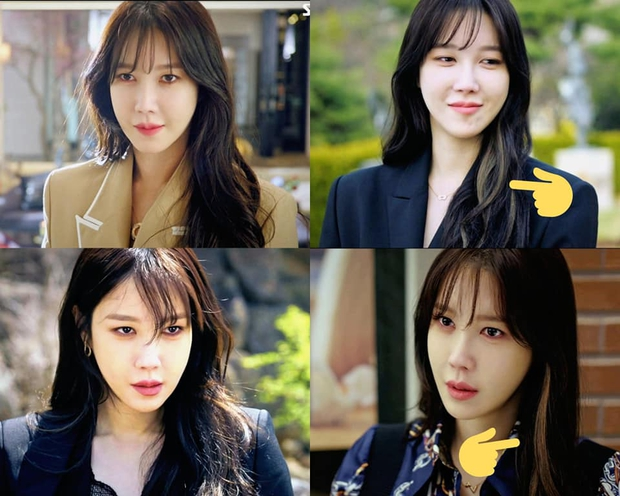 Bà cả Lee Ji Ah biến hình liên tục ở Penthouse 3, là sạn hay hint tiểu tam hồi sinh? - Ảnh 1.