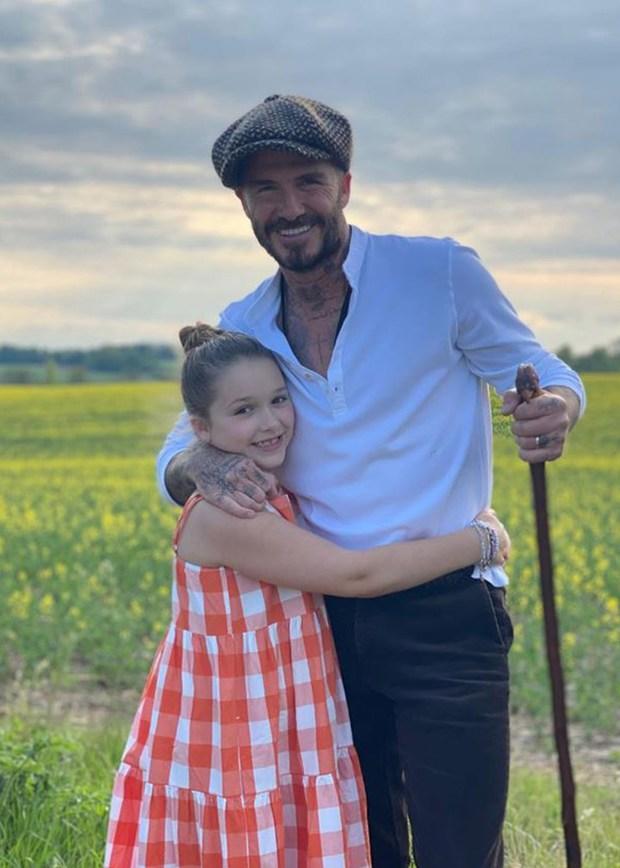 Cô út Harper Beckham sống ảo bên hồ thiên nga trong nhà nông thôn 1.955 tỷ, góc chụp dìm mà nhan sắc cân hết đỉnh ghê - Ảnh 4.
