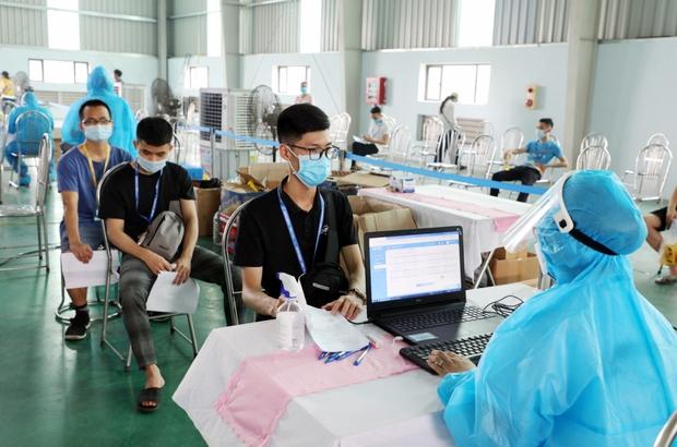 Bắc Ninh phát hiện thêm 21 ca dương tính với SARS-CoV-2 tại 11 công ty - Ảnh 2.