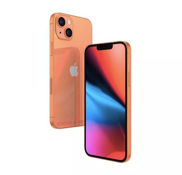 Xuất hiện concept iPhone 13 màu cam, nhưng bất ngờ bị iFan chê lên bờ xuống ruộng - Ảnh 2.