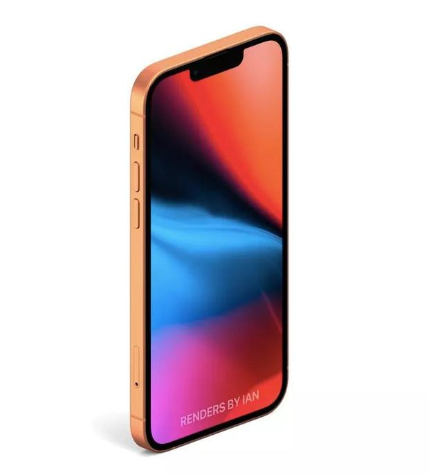 Xuất hiện concept iPhone 13 màu cam, nhưng bất ngờ bị iFan chê lên bờ xuống ruộng - Ảnh 4.