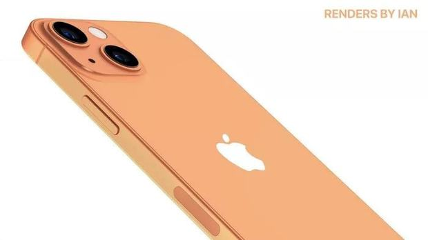 Xuất hiện concept iPhone 13 màu cam, nhưng bất ngờ bị iFan chê lên bờ xuống ruộng - Ảnh 6.