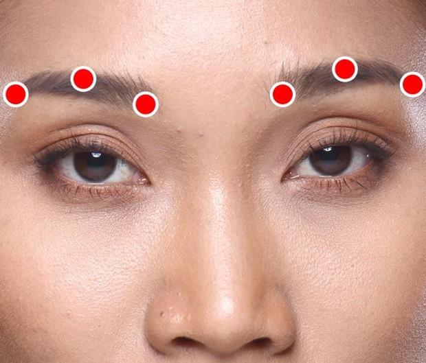Bài tập 1 phút của người Nhật để ngăn ngừa và loại bỏ nếp nhăn quanh mắt cực hiệu quả - Ảnh 6.