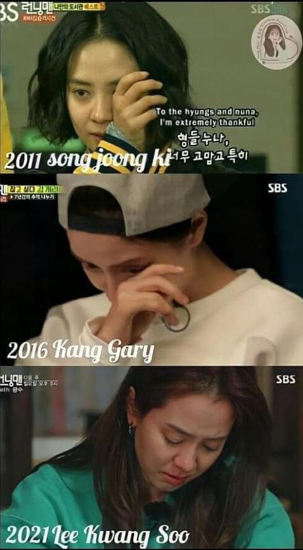 Cột mốc định mệnh cứ 5 năm 1 lần của Running Man khiến Song Ji Hyo đau lòng không thôi - Ảnh 2.