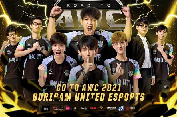 Lịch thi đấu vòng bảng AWC 2021: Team Flash đụng độ Buriram United ngay ngày khai mạc! - Ảnh 2.