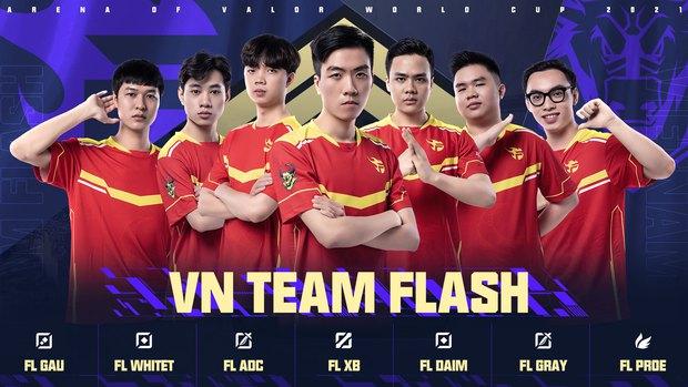 Lịch thi đấu vòng bảng AWC 2021: Team Flash đụng độ Buriram United ngay ngày khai mạc! - Ảnh 3.