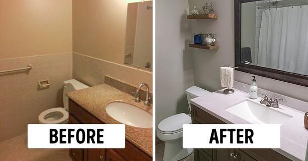 10 lỗi thiết kế phòng tắm ngớ ngẩn khiến ai bước vào cũng khóc thét - Ảnh 4.