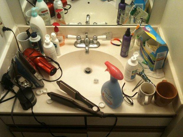 10 lỗi thiết kế phòng tắm ngớ ngẩn khiến ai bước vào cũng khóc thét - Ảnh 6.