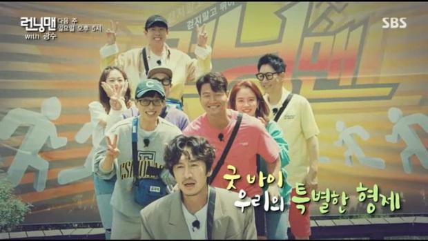 Fan xúc động khi biết ý nghĩa dãy số trên áo Lee Kwang Soo trong tập cuối ghi hình Running Man - Ảnh 3.
