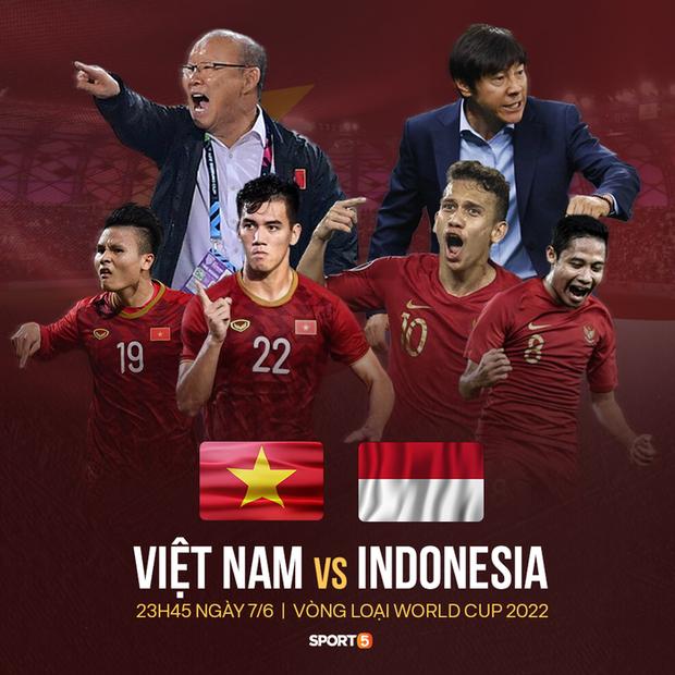 HLV Park Hang-seo đánh giá cao sức trẻ và tinh thần chiến đấu của tuyển Indonesia  - Ảnh 3.