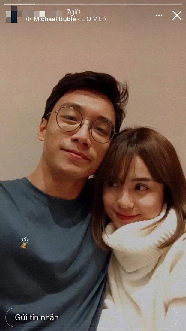 Thái Trinh và bạn trai kỉ niệm 1 năm yêu nhau, công khai ảnh couple cực ngọt: Tưởng ai hoá ra người quen! - Ảnh 2.
