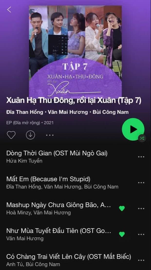 Bản cover hit Lady Gaga của Văn Mai Hương đã bay màu khỏi iTunes và Apple Music, Hoà Minzy cũng bị vạ lây? - Ảnh 4.
