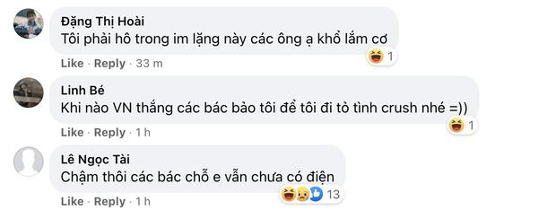 Việt Nam chuẩn bị đá, dân mạng rần rần tập dượt cổ vũ cho bớt bỡ ngỡ: Chỉ 1 chữ mà hút gần 75k like! - Ảnh 3.