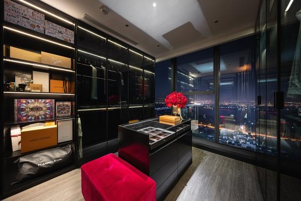 Kinh doanh từ cấp 2, chàng trai sở hữu duplex 20,6 tỷ ở tuổi 26, style sang chảnh đúng kiểu người có tiền - Ảnh 16.