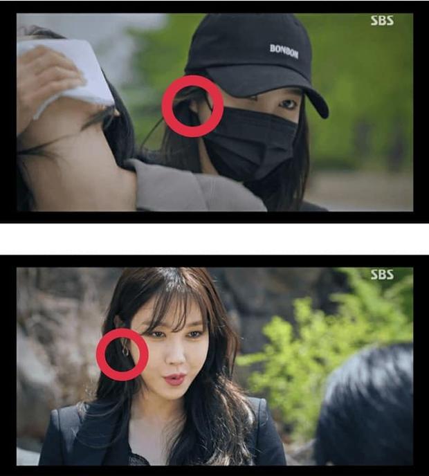 Bà cả Lee Ji Ah biến hình liên tục ở Penthouse 3, là sạn hay hint tiểu tam hồi sinh? - Ảnh 2.