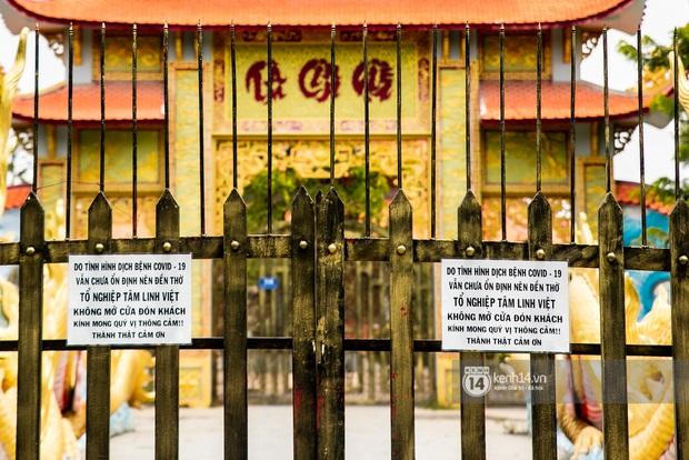 Về thăm Đền thờ Tổ nghiệp của NS Hoài Linh sau loạt lùm xùm từ thiện: Camera bố trí dày đặc, hàng xóm kể không bao giờ thấy mặt - Ảnh 6.