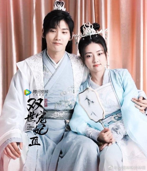 Anh nhỏ Trương Tân Thành cặp kè nữ chính Song Thế Sủng Phi, tương tác có đạt như bản sao Dương Dương? - Ảnh 6.