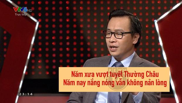 Trận bóng đi qua, BLV Biên Cương để lại rổ quote: Đây không phải bóng đá, đây là võ thuật! - Ảnh 1.