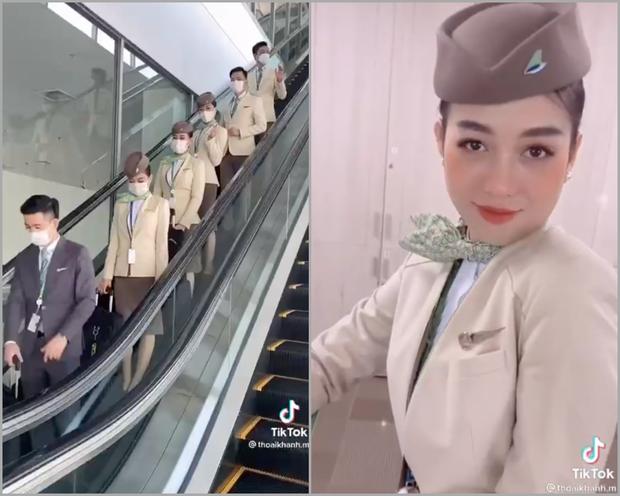 Tiếp viên hàng không hé lộ bí mật chưa kể ở chuyến bay của đội Việt Nam sang Dubai đấu vòng loại World Cup - Ảnh 3.