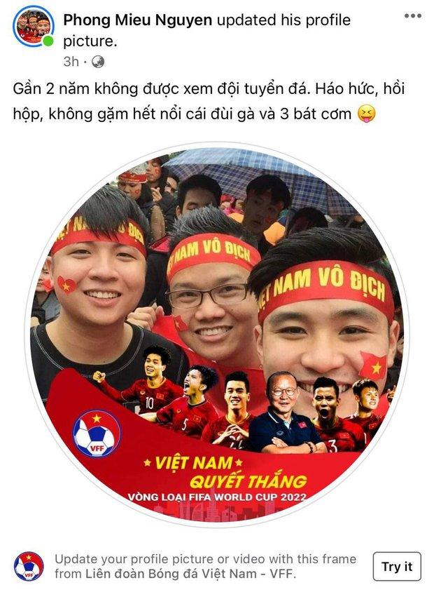 Cả MXH không ngủ để cổ vũ ĐT Việt Nam đá bóng: Gay cấn quá rồi - Ảnh 13.